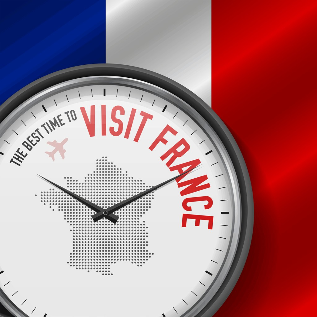 The Best Time to Visit France. Flight, Tour to France