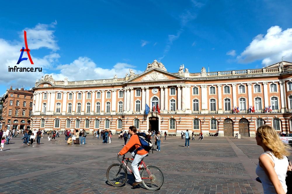 Тулуза, Франция, туризм, достопримечательности