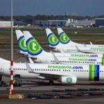 Лоукостер Transavia анонсировал открытие первой зарубежной базы