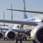 Авиакомпании будут останавливать самолеты