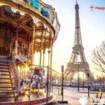 VISEZI SĂ PETRECI 14 FEBRUARIE LA PARIS? TARIFE SUPER DOAR ACUM!😍❤️