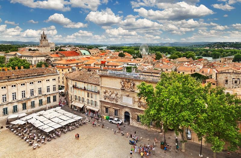 Найкраще в Авіньйоні: Папське місто на півдні Франції